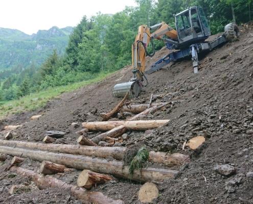 Holzverbau